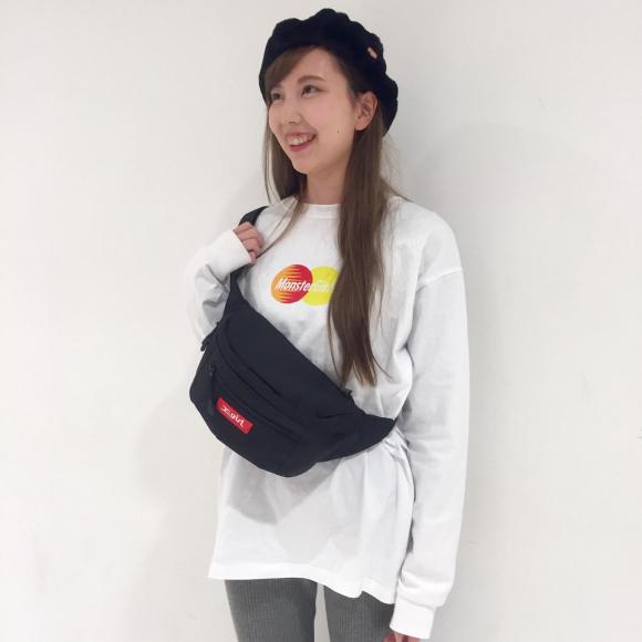 x-girl ウエストポーチ