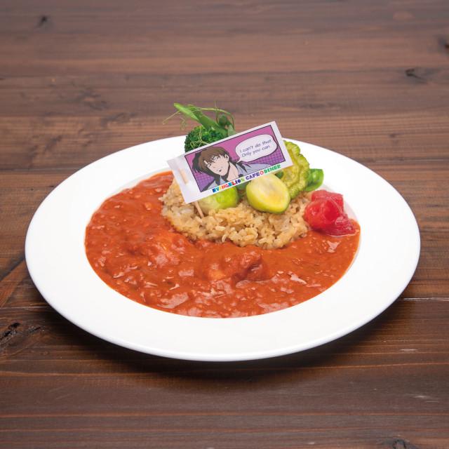 【加持リョウジ】野菜チキンカレー