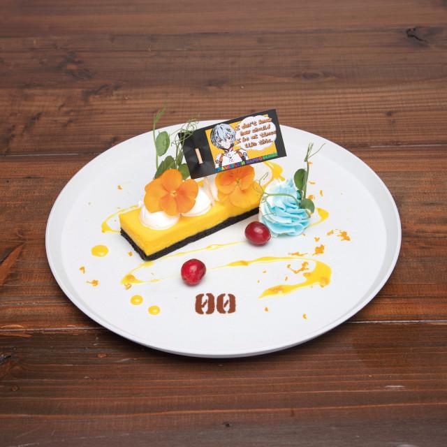 【綾波レイ】チーズケーキ
