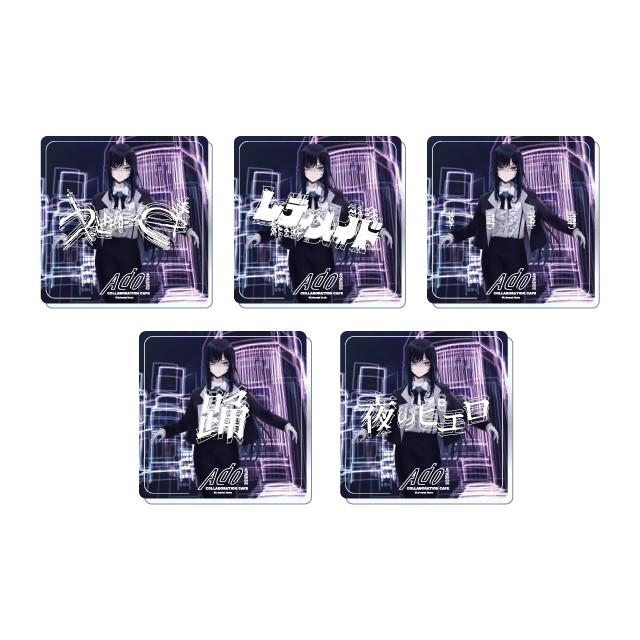 アクリルコースター(5種)