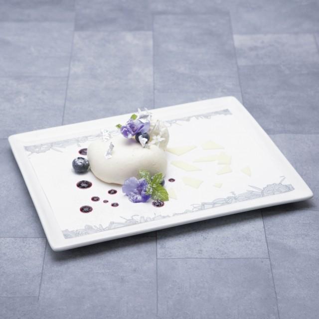 『ギラギラ』ホワイトチョコムース