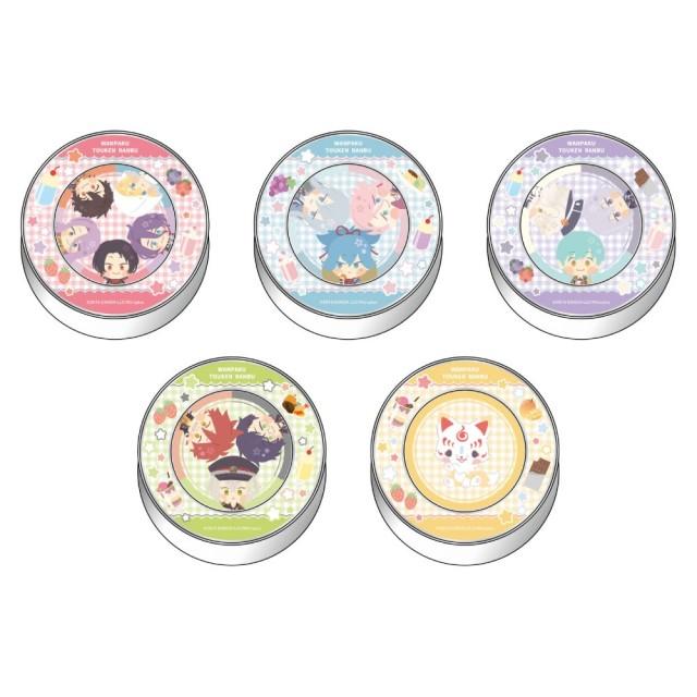 マグネット付きキャンディ缶(5種)