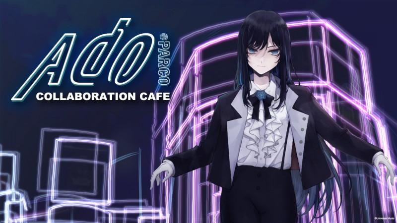 Ado Collaboration Cafe @PARCO