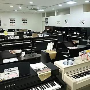 山野楽器 秋の電子ピアノフェア 開催中!