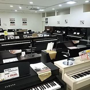 山野楽器 秋の電子ピアノフェア 開催中