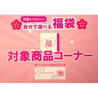 元旦セールは先着順30個限定『選べるブラ福袋3240円』販売