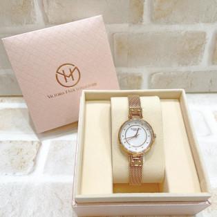 【NEW!】キレイめかわいい腕時計♪