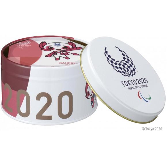東京2020パラリンピックマスコットゴーフレット