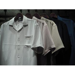 オープンカラーシャツ多数入荷しております!!