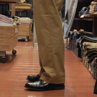 個人的念願の革靴