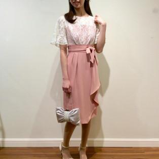 さくら色ドレス♡