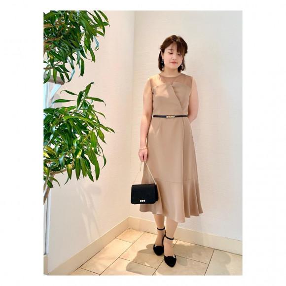 春の新作ドレス♡