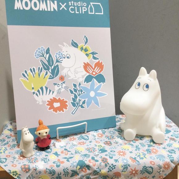 MOOMIN × studioCLIP