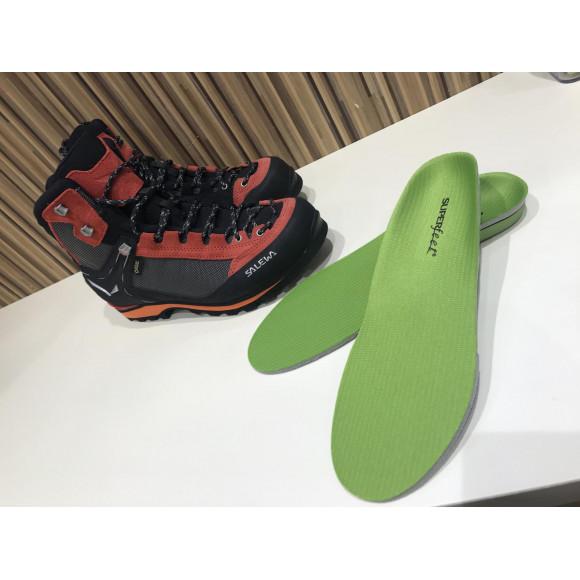 初春登山フェア!登山靴+インソールで1000円OFF!