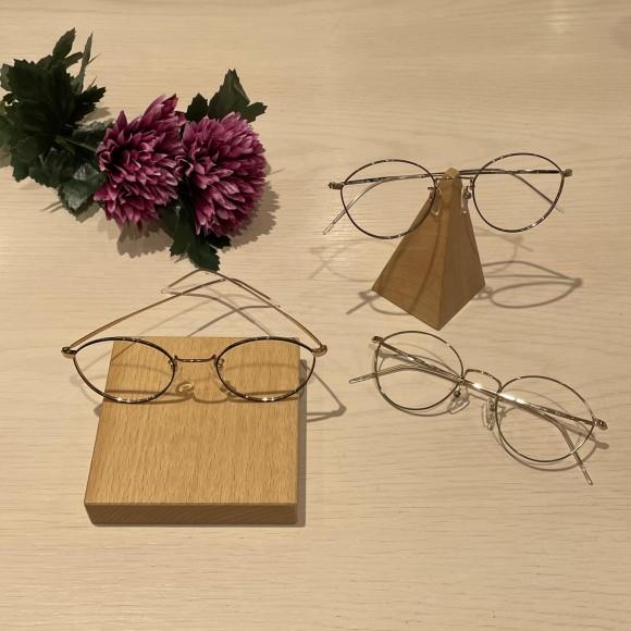 【propo】女性らしいフェミニンなメガネ!【SALLY】