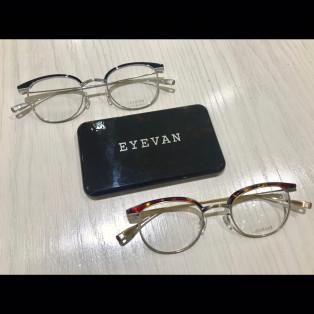 【EYEVAN】新作モデル『CARAVAN』入荷しました!