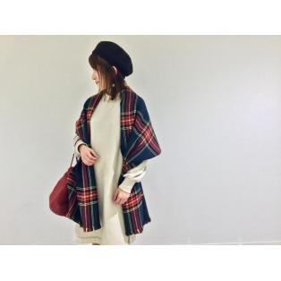 グローバルワーク☆冬おすすめワンピコーデ♡
