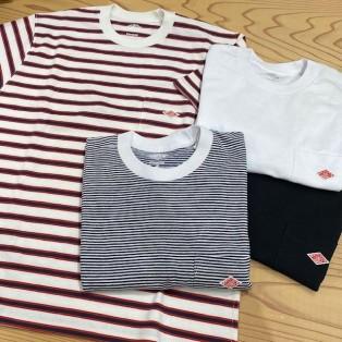 【おすすめ商品】DANTON半袖Tシャツ