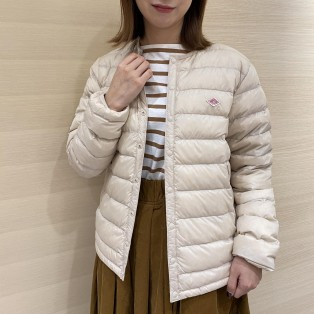 【人気商品】毎年大人気のインナーダウンジャケット☆