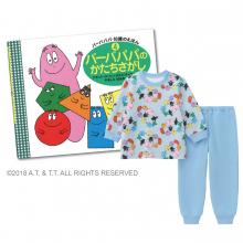 【9/17(月)~10/31(水)】絵本コレクション キルトパジャマをご購入でぬりえをプレゼント!