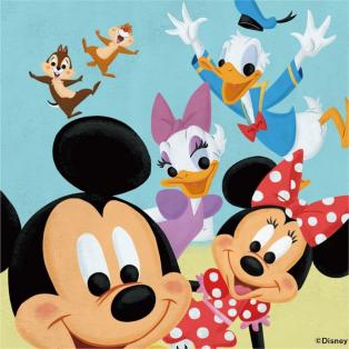 ディズニーストア公式インスタグラム 1周年記念キャンペーンが10月8日(金)スタート!
