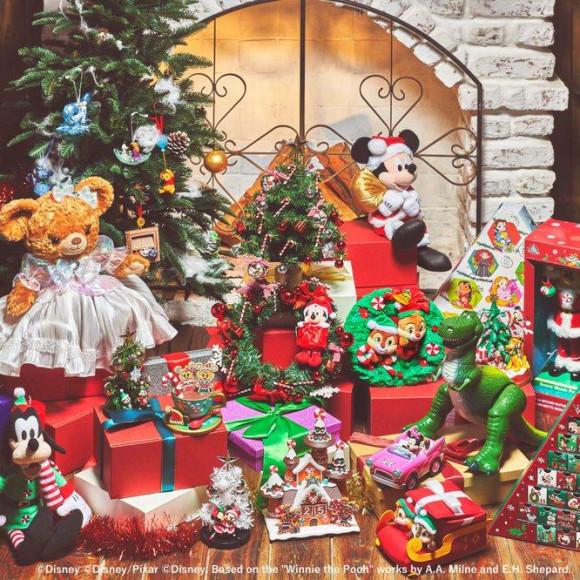 """「""""Hours of Magic"""" 魔法にかかろう」ディズニークリスマスアイテムが11/1(日)より続々登場"""
