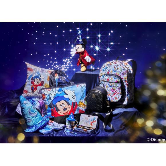 ミッキーマウスの誕生日をお祝いして 映画『ファンタジア』をモチーフにしたアイテムが 11/10(火)より順次発売