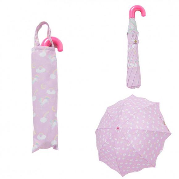 ユニコーン柄折りたたみ傘☆彡