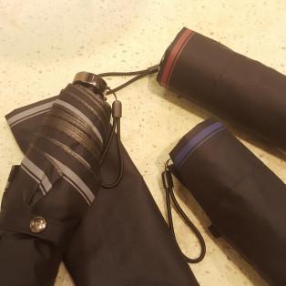 メンズスタイルに馴染む日傘