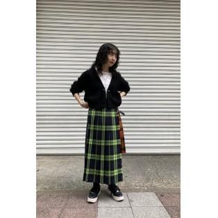 オススメのチェック柄スカート