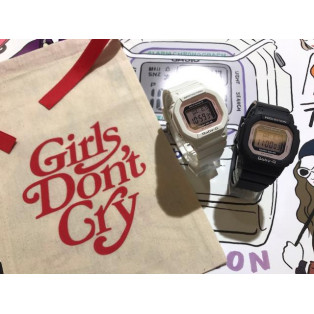 【BABY-G】×【Girls Don't Cry】