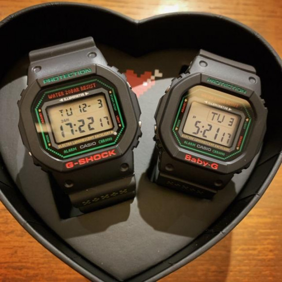 【G-SHOCK】 Lover's Collection入荷しました。ver.2
