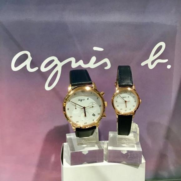【Agnes b】大人気カラー、再入荷!