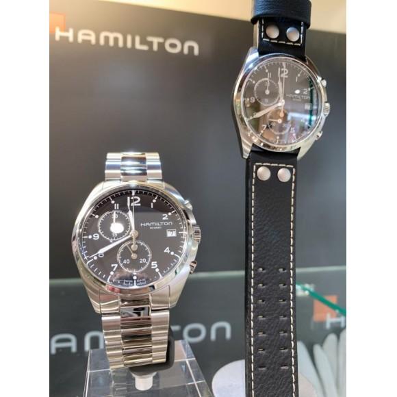 【HAMILTON】おすすめのミリタリーデザイン
