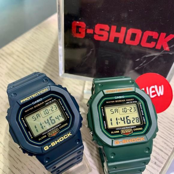 【G-SHOCK】22日発売!リバイバルモデル