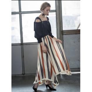 トレンドのロングスカート♡