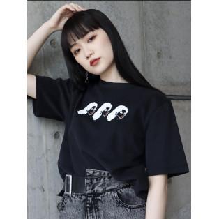 【MURUA×NO PANTIES】ビッグTシャツ♡