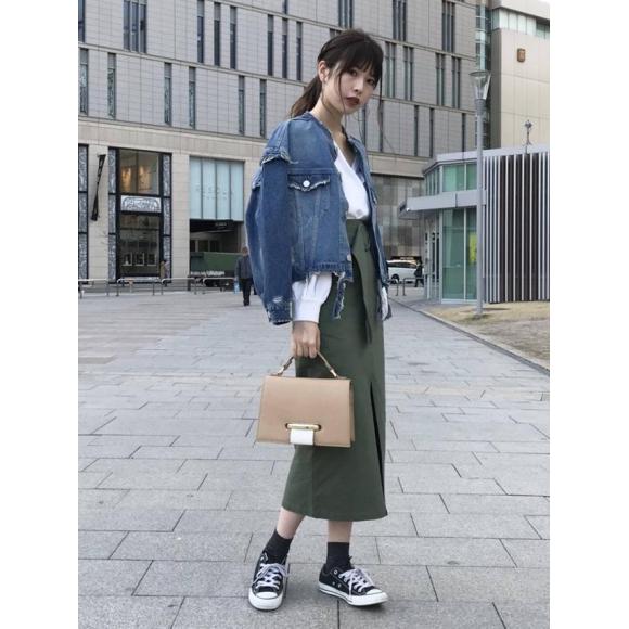 大人気ペンシルスカート♡