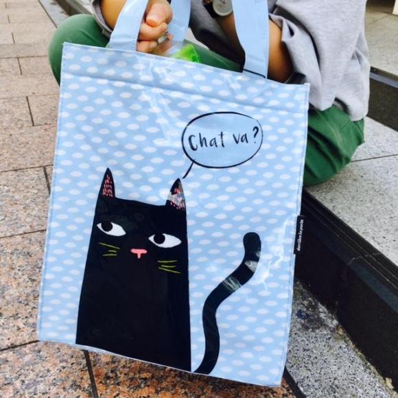 夏のお買い物にはクーラーバッグを!
