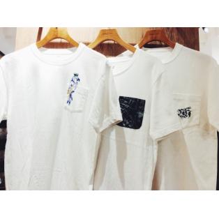 【ポケットTシャツ】だって