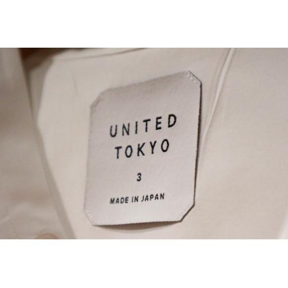 【UNITED TOKYO】高品質なアイテムで上品に着こなそう
