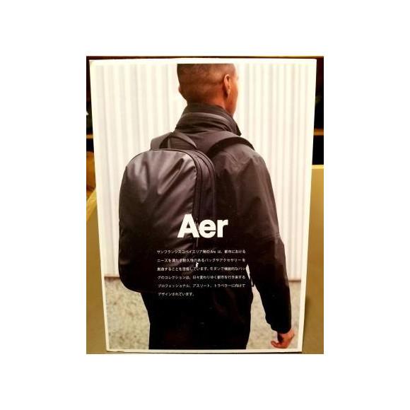 『Aer』入荷しました!!
