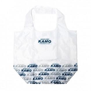 KAMO ORIGINAL エコバッグ(白)