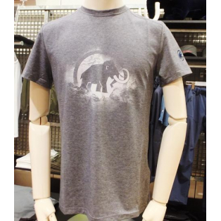 MAMMUTの新作メンズTシャツ!