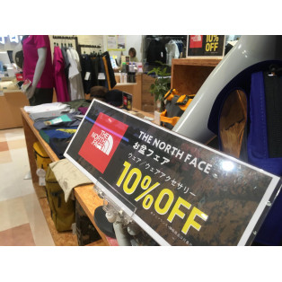 ★THE NORTH FACE ウェア10%off★