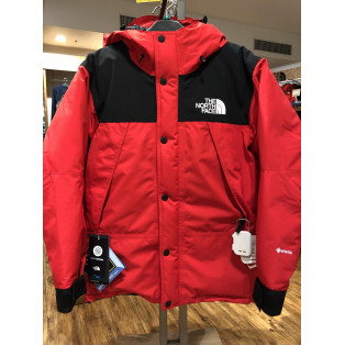 ★THE NORTH FACE mountain down jacket あります★