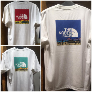 ★THE NORTH FACE 新作Tシャツ入荷