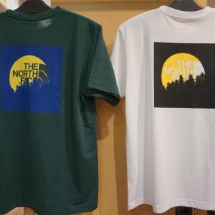 ★ノースフェイス 新作Tシャツ②★