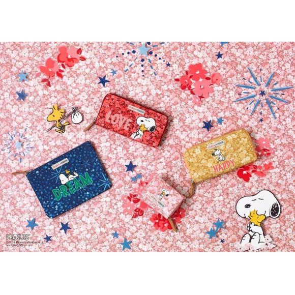 キャスキッドソン×ピーナッツ スヌーピーコレクションが発売!