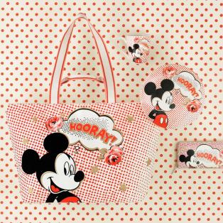 ミッキーマウス90周年を記念したコラボレーションコレクションが発売